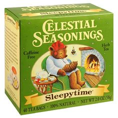 Benefits of sleepy time tea. Glad to finally read what is all about. I love my sleepy time tea.
