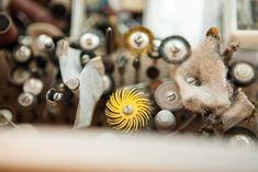 photo: Julian Mullan Schmuck Design, Scene, Stud Earrings, Jewelry, Diamond, Contemporary Jewellery, Jewlery, Jewerly, Stud Earring