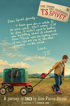 Watch The Young and Prodigious T.S. Spivet Full Movie Online