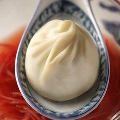 New favorite dish added by Contributing Chef Erik Hopfinger. #Shanghai #dumplings from Yank Sing. #dimsum #soupdumplings #xiaolongbao #XLB #dumplings #hot #broth #pork #dough #appetizer #share #chinese #brunch #lunch #eat #hungry #food #instagood #yummy #sanfrancisco #SF #chefsfeed