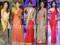 Shilpa Shetty Saree | Rewind 2013: Shilpa Shetty's Bollywood Saree Collection
