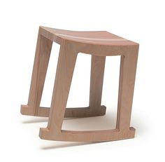 Context Furniture Narrative Rocker Stool