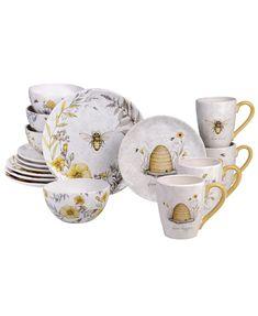 Architecture Design, Ice Cream Bowl, Cream Bowls, Dinner Plate Sets, Dinner Plates, Dinner Ware, Dessert Bowls, Dinnerware Sets, Yellow Dinnerware