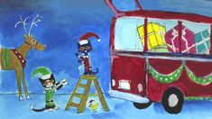 Pete the Cat Saves Christmas! From James Dean and Eric Litwin. 'Twas the day before Christmas and Santa was ill. In the cold winter wind he had caught a bad ...