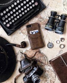 A little modern mixed with a lot of vintage is our style! Anyone else share this style in common with us? Vintage Gentleman, Gentleman Style, Vintage Men, Wedding Gifts For Groom, Photoshoot Themes, Adventure Gear, Flat Lay Photography, Vintage Inspired, Photo Credit