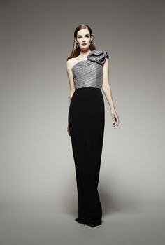 Brand New Frascara off one shoulder gown just got in. New arrivals! Come and see what you could find.