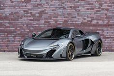 FAB Design et la McLaren 650S | le blog auto