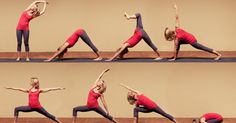 Set the feeling-tone for your day with this lovely, short morning yoga sequence, perfect for sweeping away stiffness, opening your body and welcoming the new day with joy!