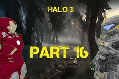 Game Buds Halo Master Chief Collection   HALO 3  Part 16