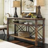 Found it at Wayfair - Bali Hai Console Table