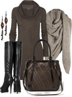 """Beautiful in Bronze"" by orysa on Polyvore"