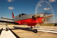 TBM 850 by Daher Socata ready for take off www.ZurichAviation.com
