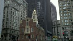 Old State House.