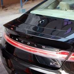 Test Drive: 2013 Lincoln MKZ