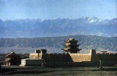 Jiayuguan, Gansu, China