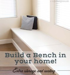 Long Storage Bench Plans   Google Search | DIY   Furniture | Pinterest | Bench  Plans, Storage Benches And Bench
