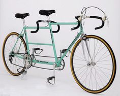 Just say NO! | 1981 Bianchi Tandem Race Bike