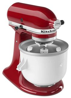 KitchenAid® Ice Cream Maker