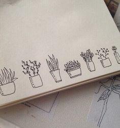 Succulent Tumblr Doodles | Cactus Doodle Tumblr Related Keywords & Suggestions - Cactus Doodle ...