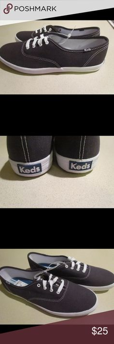 Keds Sneakers Size 11 -New Size 11 Navy Blue Keds Sneakers - New Keds Shoes Sneakers