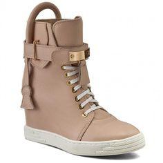 Sneakersy R.POLAŃSKI - 0832 Róż/Lico