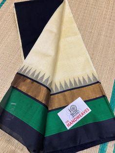Kuppadam Pattu Sarees, Temple Design, Elegant Saree, Happy Shopping, Product Launch, Fabric, Collection, Tejido, Tela