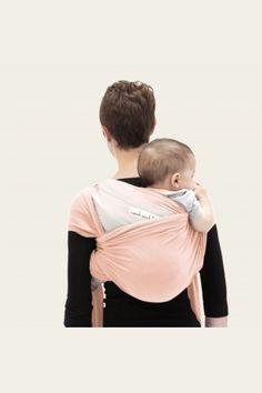 Echarpe de portage COURTE BLUSH, poche Beige   Love Radius, by JPMBB ®    Echarpe porte bébé 9f7152c8be5