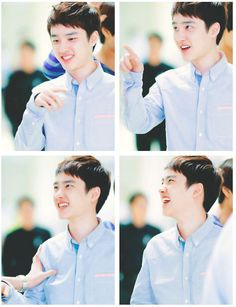 handsome and adorable Kyungsoo :) <3 <3 <3