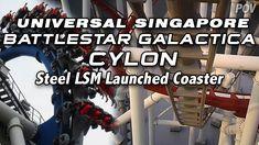Universal Studios Singapore, Singapore City, Battlestar Galactica