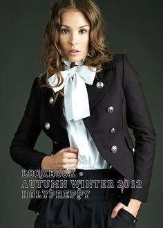 Holy Preppy – Lookbook Autumn Winter 2012