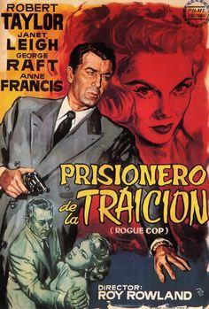 PRISIONERO DE LA TRAICIÓN - 1954