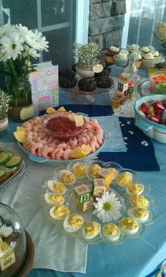 baby shower food table party ideas pinterest baby shower