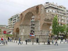 καμαρα θεσσαλονικη - Αναζήτηση Google Thessaloniki, Ancient Rome, Greece, Places To Visit, Street View, History, Architecture, Google, Pictures