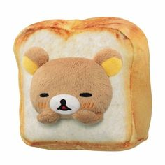 Shared by fresyblue. Find images and videos on We Heart It - the app to get lost in what you love. Kawaii Plush, Cute Plush, Softies, Plushies, Rilakkuma Plushie, Cute Stuffed Animals, Cute Animals, Kids Toys, Children's Toys