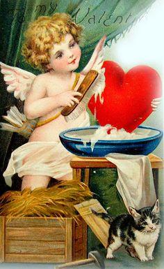 в День влюблённых помечтаем