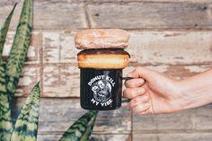 Donut Kill My Vibe Coffee Food Foodie Barista Tea Hot Chocolate Mug by PyknicOfficial on Etsy https://www.etsy.com/listing/385677598/donut-kill-my-vibe-coffee-food-foodie