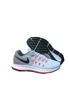 f3284fb7e27d8 Nike Grey Free Running Shoe