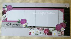 CTMH Live Beautifully layout by Char's Crafty Creations