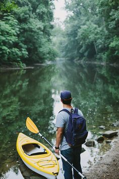 Wanderlust-Luxury, kellyelainesmith: a little morning kayak Adventure Awaits, Adventure Travel, Wanderlust, Oh The Places You'll Go, Places To Visit, Into The Wild, Canoe And Kayak, River Kayak, Canoe Trip