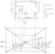 bildergebnis f r zentralperspektive stra e mit fluchtpunkt zeichnen grundlagen pinterest. Black Bedroom Furniture Sets. Home Design Ideas