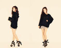 Park Sora.... look at those shoes!!