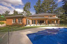 Custom Built Homes, Designer, Building A House, Sydney, Urban, Mansions, House Styles, Outdoor Decor, Home Decor