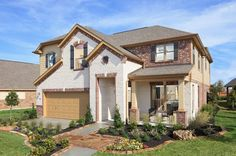Park Lakes Preserve by KB Home in Humble, Texas