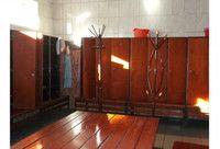 Русская баня в Риге - Maskavas 254/9 Divider, Room, Furniture, Home Decor, Bedroom, Decoration Home, Room Decor, Rooms, Home Furnishings