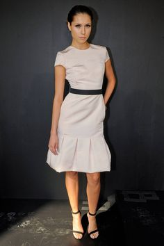 Pamella Roland Spring 2013 RTW Collection - Fashion on TheCut