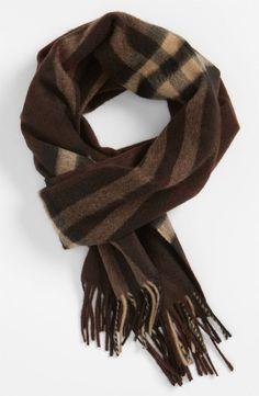burberry #scarf #burberry #fall