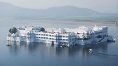 Taj Lake Palace, Udaipur is located midst an island in Pichola lake and offers breath-taking views of City Palace. Experience the majestic and fabled lifestyle of Indian royalty at our luxurious palace hotel in Udaipur. Book the best hotel in Udaipur now! Hotels And Resorts, Best Hotels, Luxury Resorts, Unique Hotels, Beautiful Hotels, Beautiful Places, Amazing Hotels, Amazing Places, Udaipur India