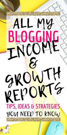 Hey, welcome to this page where you'll find a list of all my published income reports. It's kind of odd to speak about what people earn in their careers, right? Make More Money, Make Money Blogging, Make Money Online, Blogging Ideas, Blog Topics, Online Income, Blogging For Beginners, Motivation, How To Start A Blog