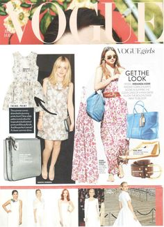 Hedonia Flo dress featured in July Vogue