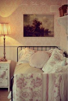 """Grandma's"" bedroom."